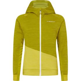 La Sportiva Aim Hættetrøje Damer, grøn